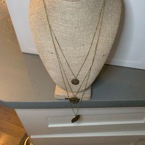 Three Tier Necklace